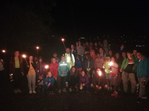 Nachtwanderung am Millstätter See