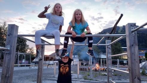 Ein Camptag aus der Sicht der Mathe-Brainies (Tiffany, Felix und Rosa)